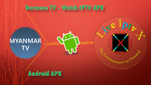 Burmese TV APK