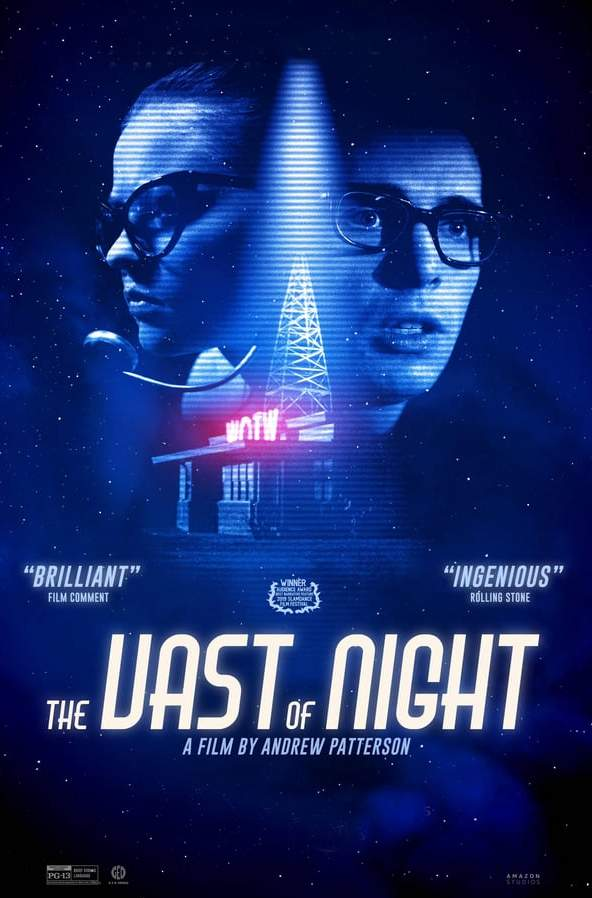 DOWNLOAD: The Vast of Night (2019) HD Movie