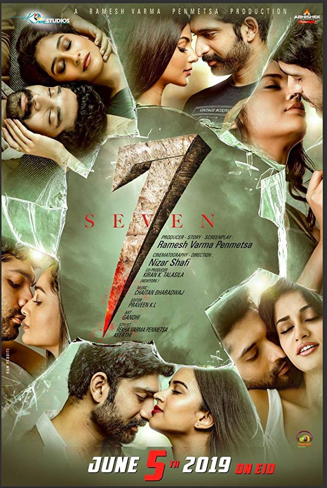 7 (Seven) 2019 Hindi Dubbed 720p HDRip 900MB Download