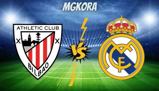 نتيجة مباراة ريال مدريد وأتلتيك بيلباو اليوم 14-1-2021 كأس السوبر الأسباني