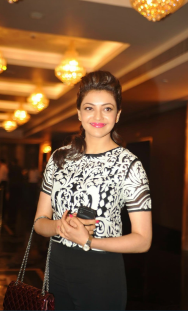 Kajal Agarwal looking beautiful at different events!!! HQ images...