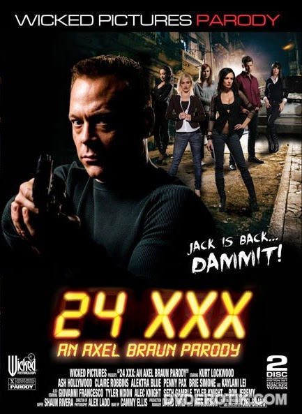 Wicked  24 XXX: An Axel Braun Parody HD