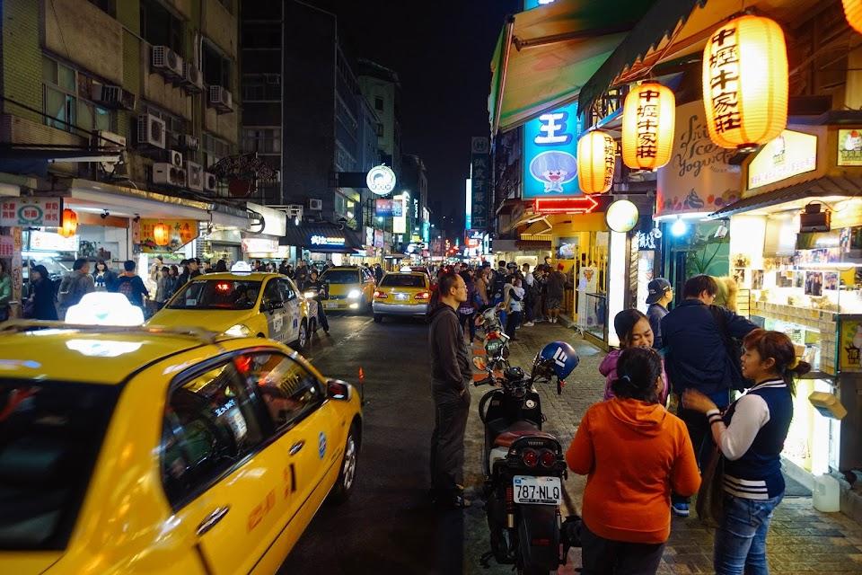 永康街(Yongkang Street)