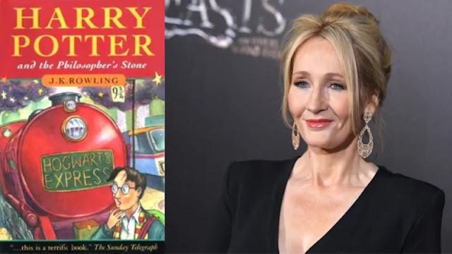 Джоан Роулинг, авторката на Хари Потър