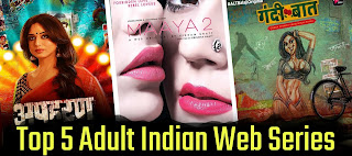 top 5 adult indian web series