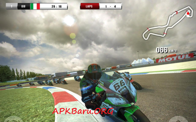 SBK16 Official Mobile Game v1.0.6 Mod Premium Apk+Data (Full Unlock)
