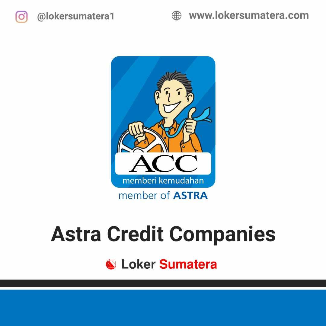 Lowongan Kerja Pekanbaru: Astra Credit Companies April 2021