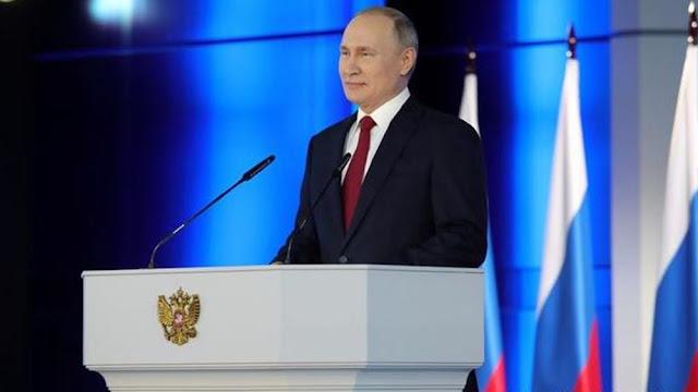 Πούτιν: Η Ρωσία σκοπεύει να ενισχύσει τη συνεργασία με το Ιράν