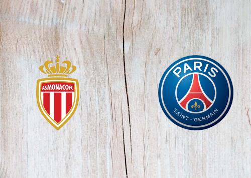 Monaco vs PSG -Highlights 19 May 2021
