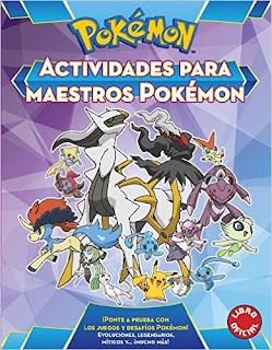 Actividades Para Maestros Pokemon (Pokemon) PDF