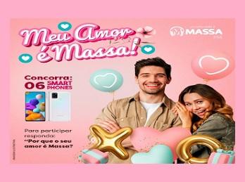 Promoção Massa FM - Meu Amor é Massa