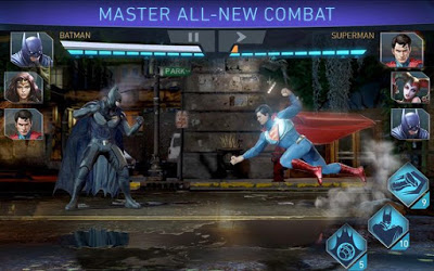 Injustice 2 MOD APK+DATA