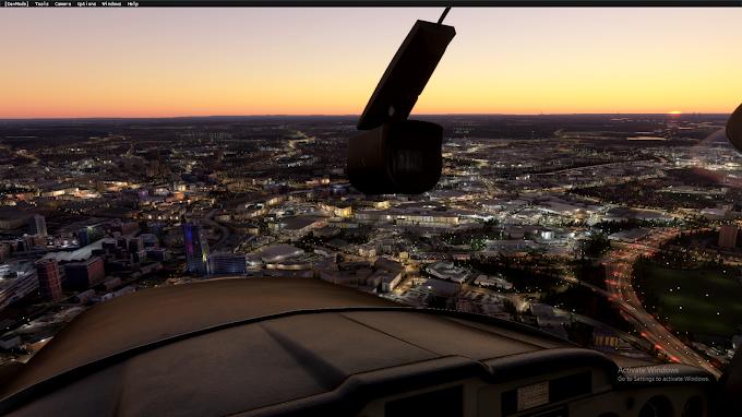 MSFS2020 - Leeds City Landmarks, United Kingdom - V.0.7 [HD]