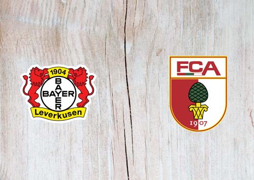 Bayer Leverkusen vs Augsburg -Highlights 26 October 2020