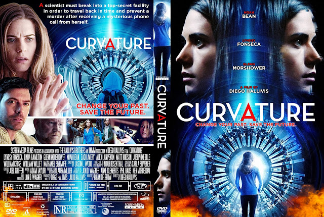 Curvature DVD Cover