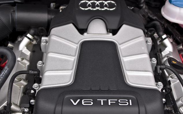 2019 Audi A6 Engine