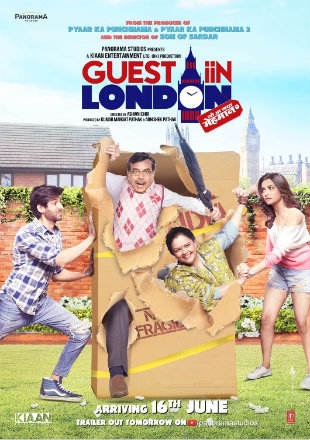Guest iin London 2017 Full Hindi Movie Download HDRip 720p