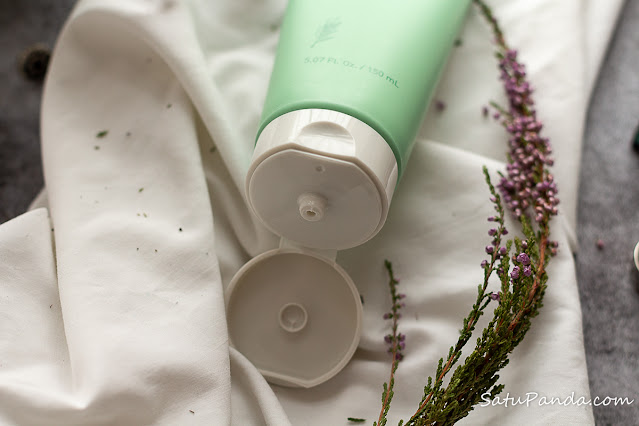 innisfree Green Barley Cleansing Cream отзыв