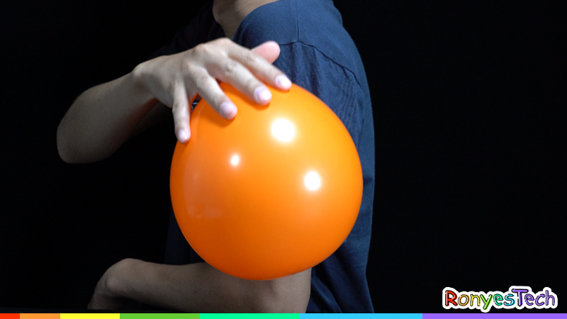Balloon Static Electricity STEM Activity Step2