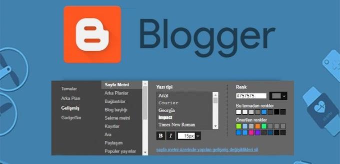 Blogger ile Ücretsiz Blog Açmak