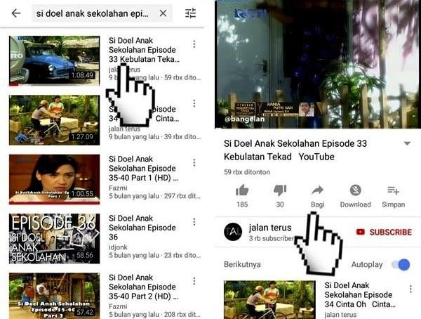 Cara Mendownload Video YouTube yang Tidak Tersedia Offline