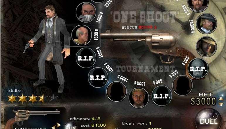 Gun Warrior PC Full