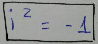 Cuadrado del numero imaginario