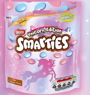 nestle unicorn smarties
