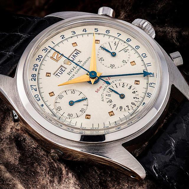 Rolex ref.6036 JCKilly Christie's Lot 2264