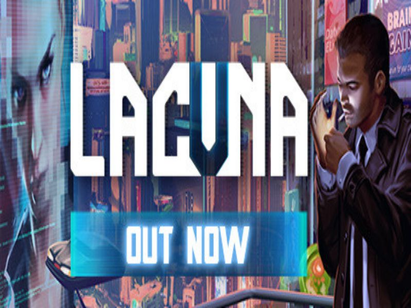 Download Lacuna A Sci-Fi Noir Adventure Game PC Free
