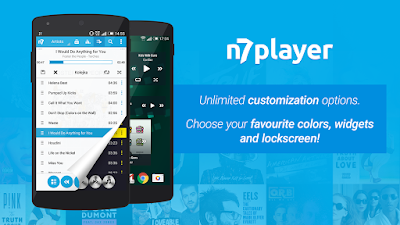 Reproductor multimedia N7 Player