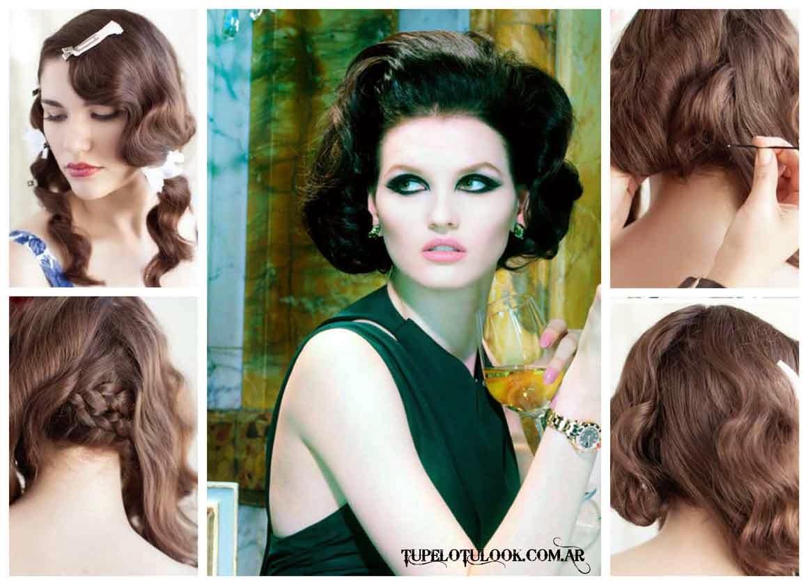 Peinados para melena corta elainacortez - Peinados media melena recta ...