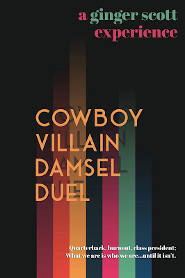{Cover Reveal} Cowboy Villain Damsel Duel by Ginger Scott