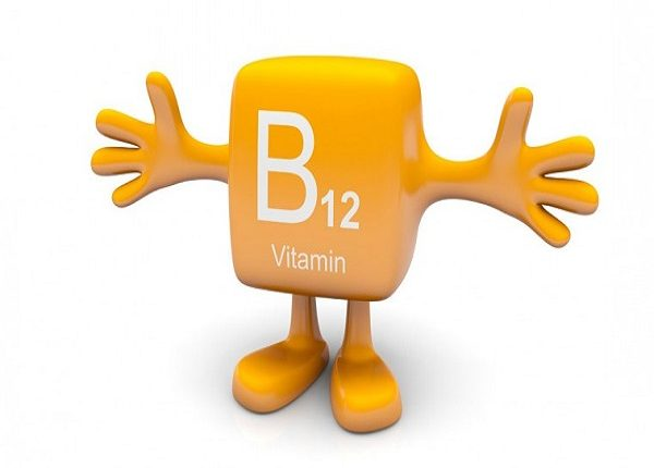What is the benefit of vitamin B12 for pregnant women?