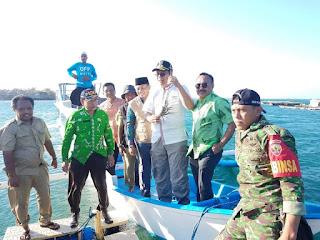 Gubernur Dengar Curhat Nelayan Telong Elong