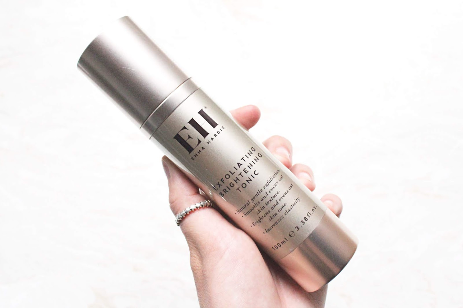 Emma Hardie Exfoliating Brightening Tonic Review