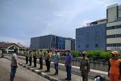 Petugas Gabungan Kecamatan Tambora Gelar Operasi Yustisi Prokes