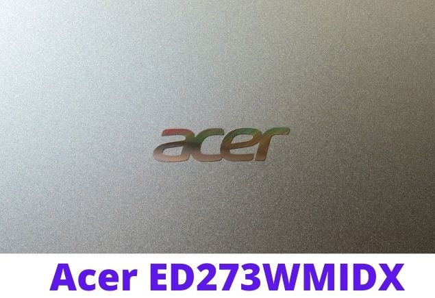 Acer ED273 look new