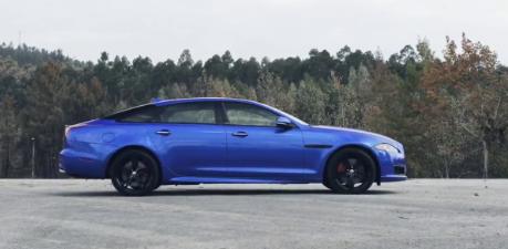 2018 Jaguar XJR575 Review