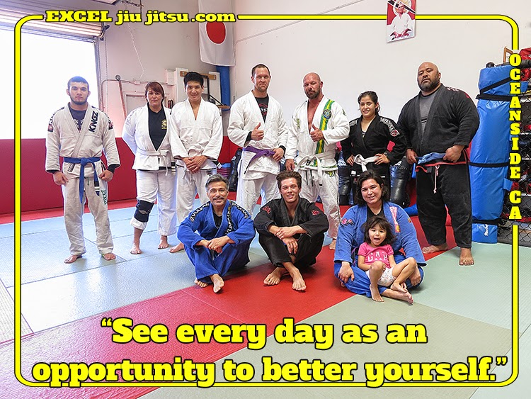 Excel Jiu Jitsu MMA & Fitness: The right BJJ training Partners