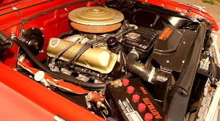 1962 Ford Galaxie 500 Engine