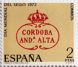 DÍA MUNDIAL DEL SELLO 1972