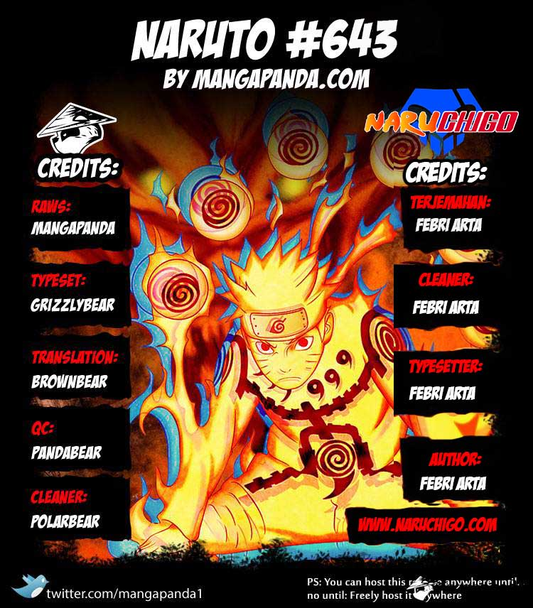 Naruto Manga Chapter Bahasa Indonesia Naruchigo