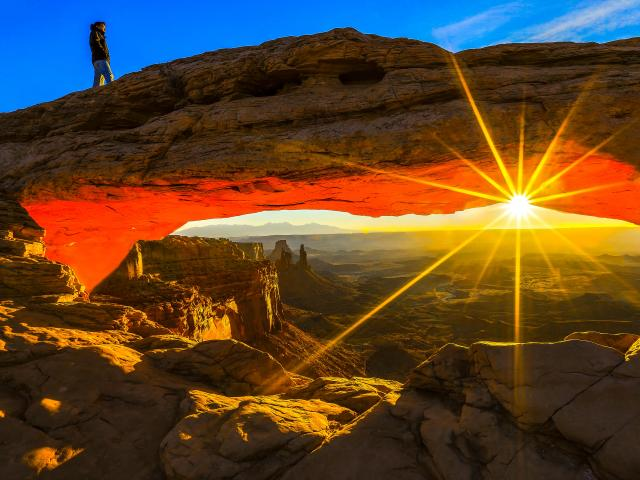 Parque Natural de Canyonlands, Utah, Estados Unidos
