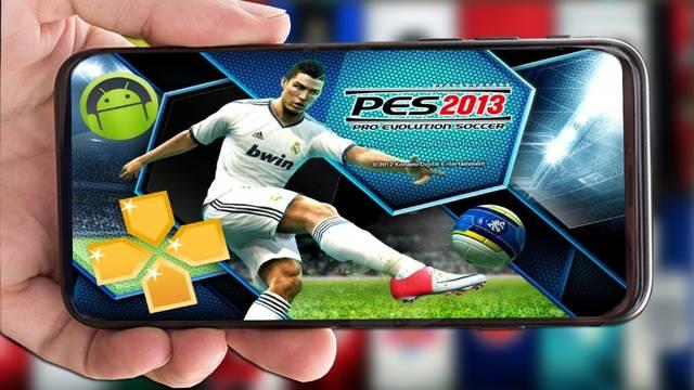 تحميل أفضل لعبة كرة قدم PES 2013  لمحاكي PPSSPP للاندرويد 2020