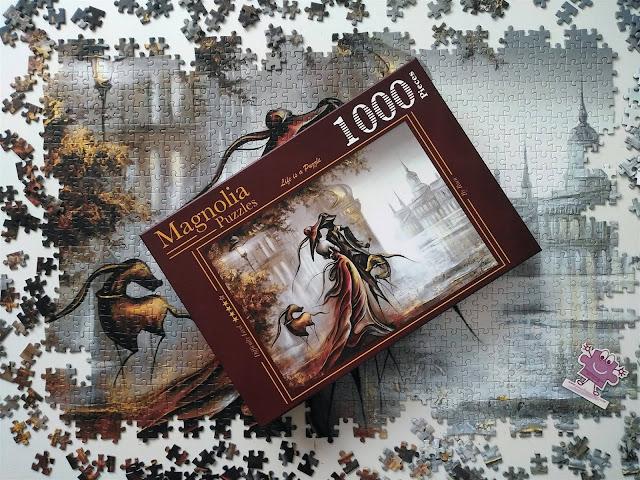 magnolia puzzle 1000