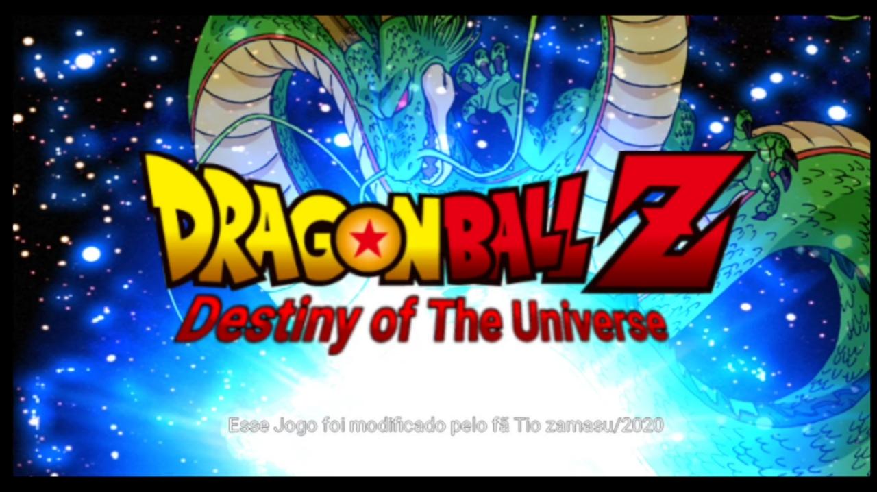 DBZ Destiny of The Universe