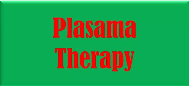 Plasama Therapy kya hai