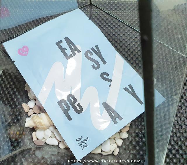 [Review] Easy Peasy Aqua Calming Stick