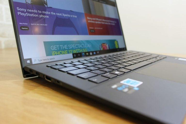 Đánh giá laptop Asus ExpertBook B9